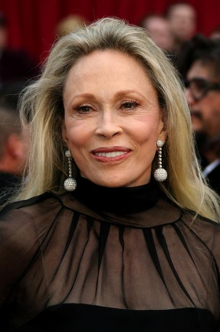Faye Dunaway at the 79th Annual Academy Awards.