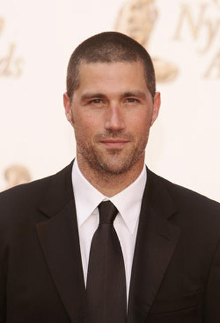 Matthew Fox at the 45th Television festival of Monte Carlo.