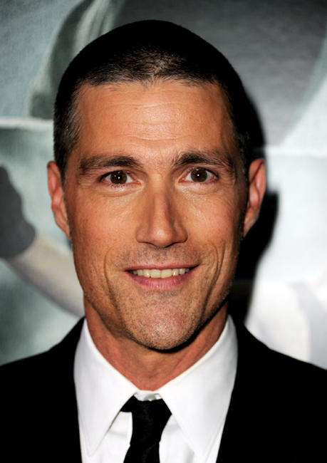 Matthew Fox at the California premiere of