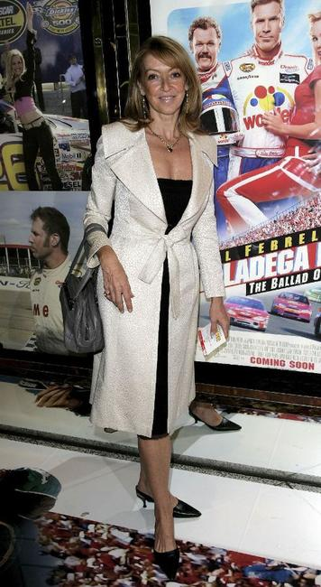 Sharon Maughan at the UK premiere of