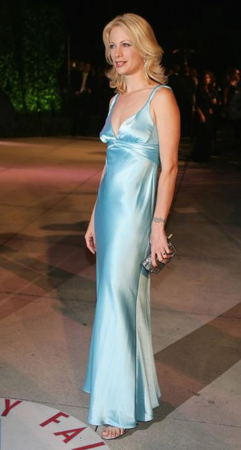 Alison Eastwood at the Vanity Fair Oscar Party.