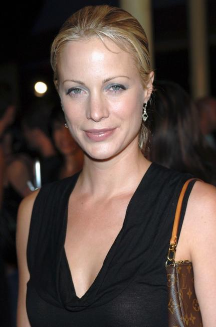 Alison Eastwood at the World premiere of