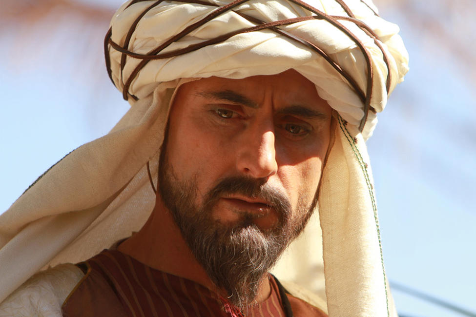 Mark Strong as Sultan Amar in