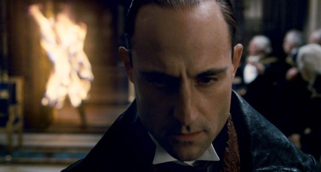 Mark Strong as Lord Blackwood in