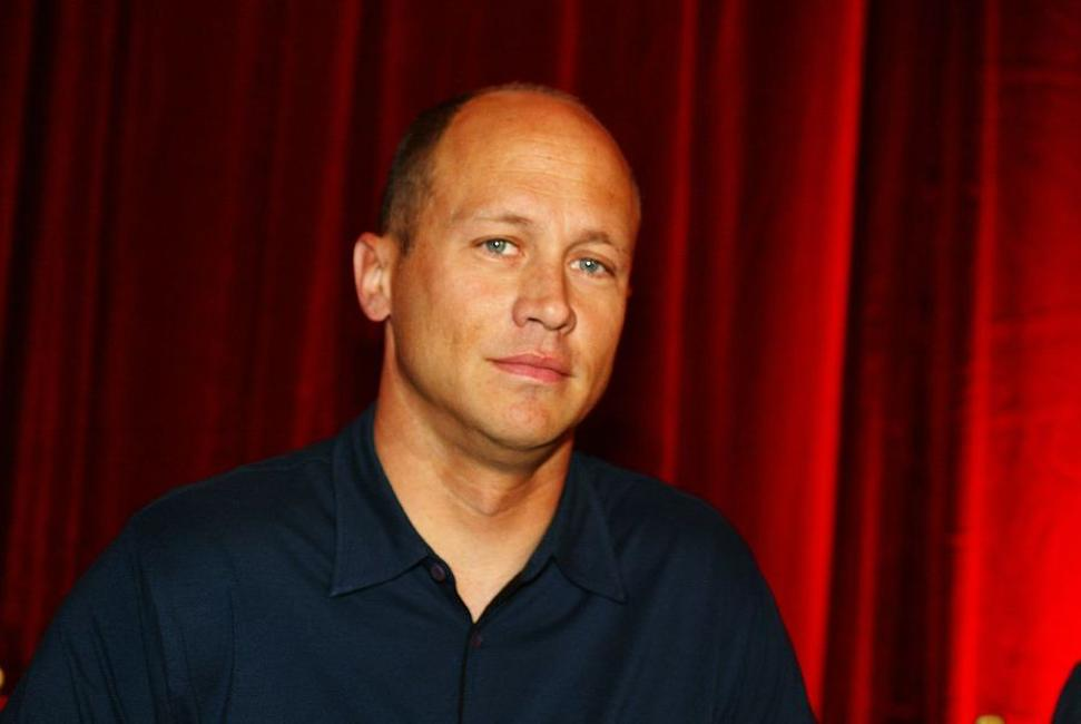 Mike Judge at the FOX 2002 Summer TCA Tour.