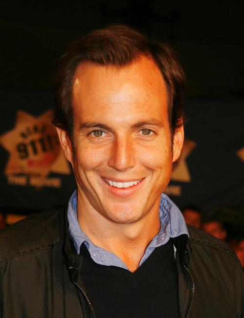 Will Arnett at the premiere of