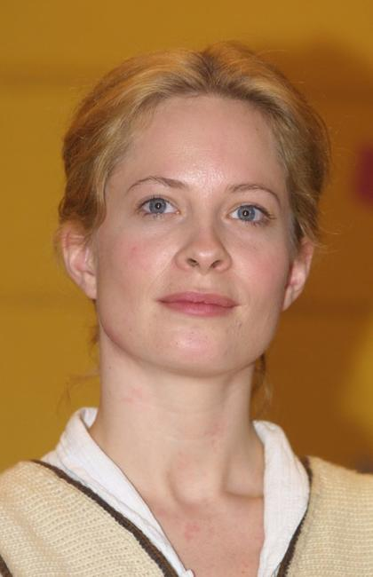 Maria Bonnevie at the Berlinale Film Festival.