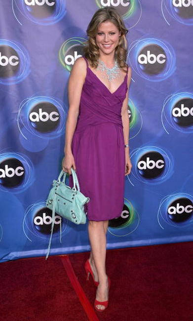 Julie Bowen at the ABC TCA party in West Hollywood.