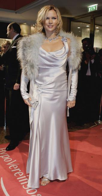 Veronica Ferres at the 33rd Annual German Filmball.