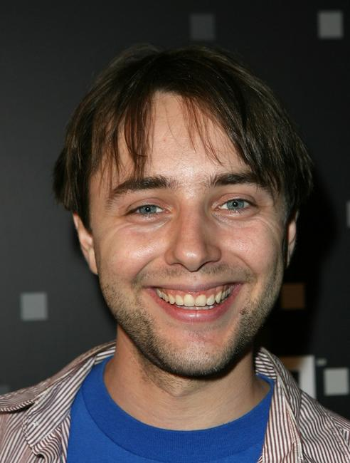 Vincent Kartheiser at the wrap party of