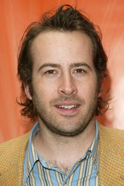 Jason Lee at the 2005 NBC upfront in New York City.