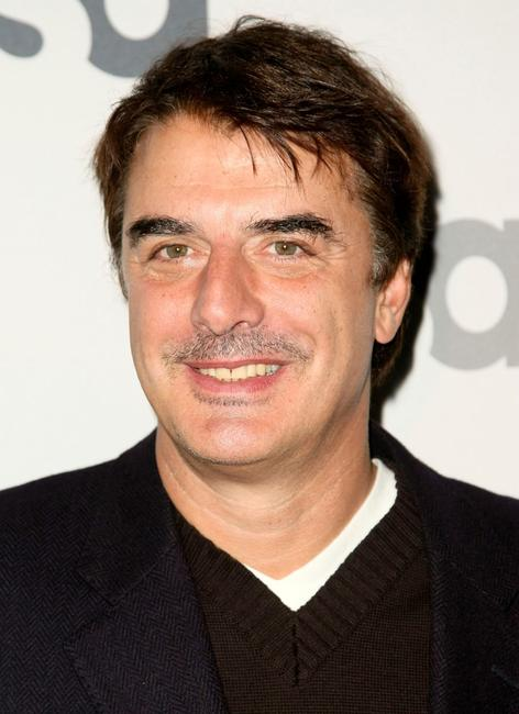 Chris Noth at the USA Network Upfront.