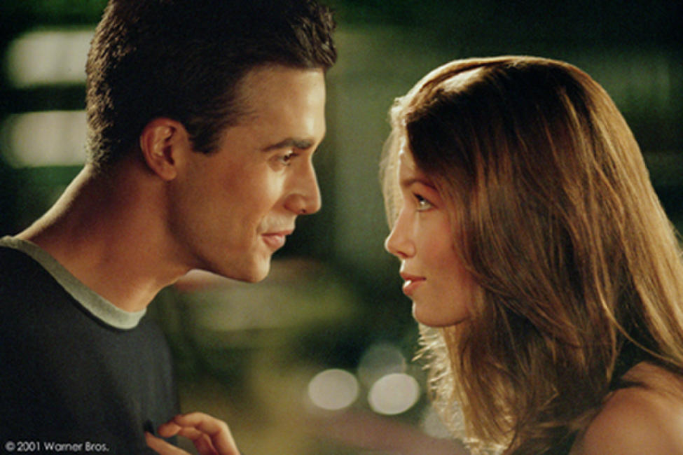 Freddie Prinze, Jr. and Jessica Biel in