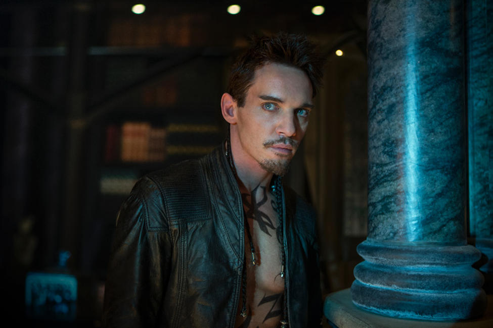 Jonathan Rhys Meyers as Valentine in