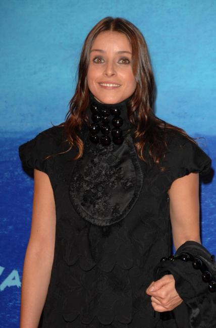 Ingrid Rubio at the opening night of 55th San Sebastian Film Festival.