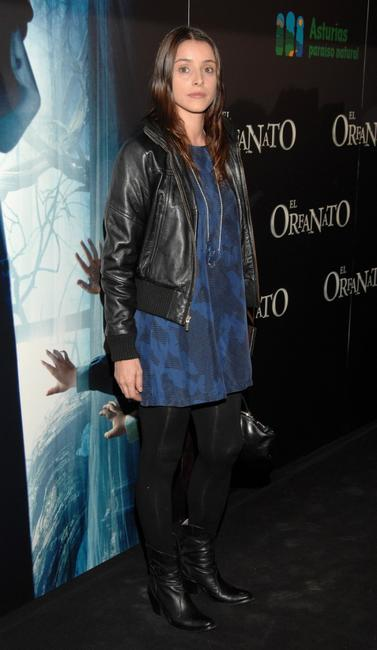 Ingrid Rubio at the premiere of