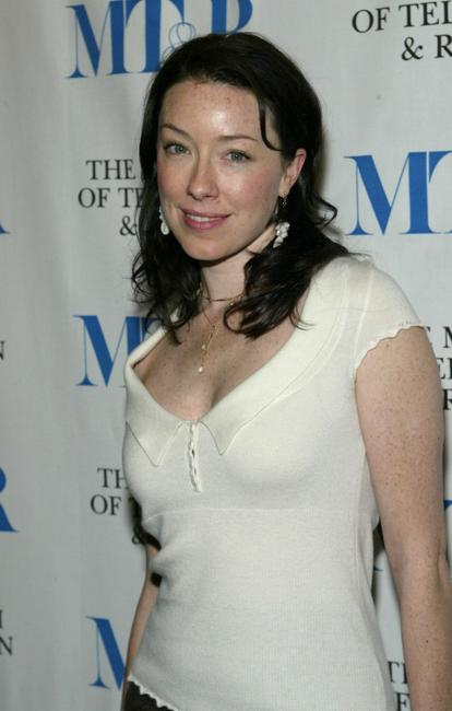 Molly Parker at the 22nd Annual William S. Paley Film Festival screening of