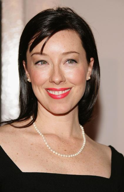 Molly Parker at the LA premiere of