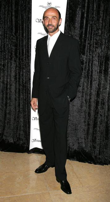 Shaun Toub at the 33rd Annual Vision Awards.