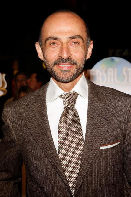 Shaun Toub at the L.A. premiere of