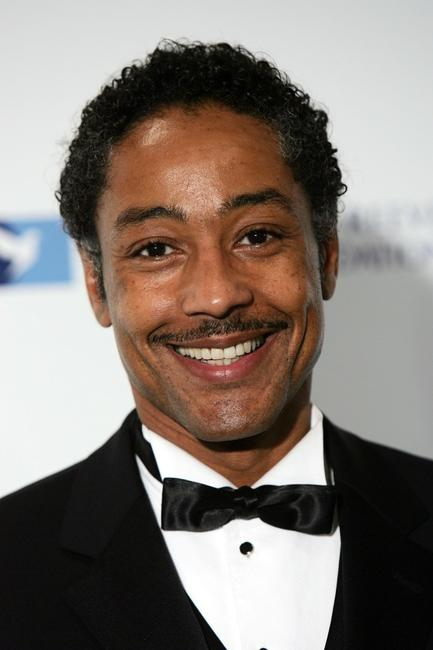 Giancarlo Esposito at the Christopher Reeve paralysis foundation 13th annual gala.