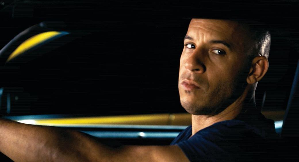 Vin Diesel as Dom Toretto in
