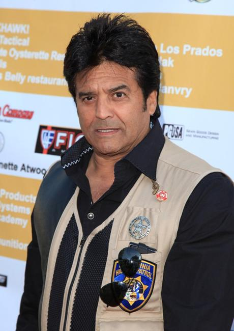 Erik Estrada at the 2010 Hollywood Shotgun Sporting Clays Invitational to benefit the City of Hope Bone Marrow Donor Program.