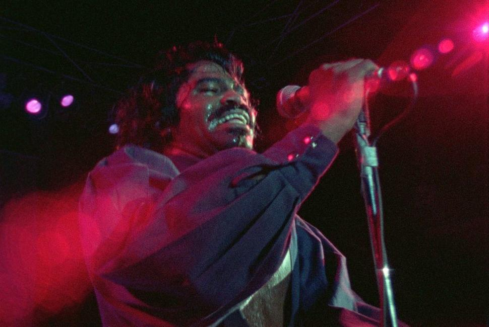 James Brown in