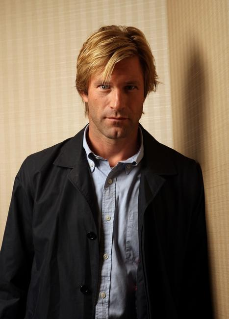 Aaron Eckhart at the Toronto International Film Festival 2007.