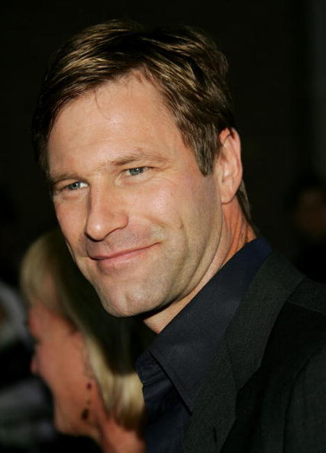 Aaron Eckhart at the Toronto premiere of