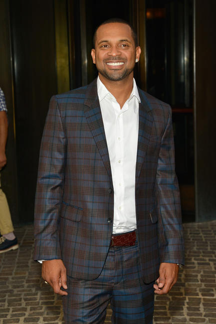 Mike Epps at the New York premiere of