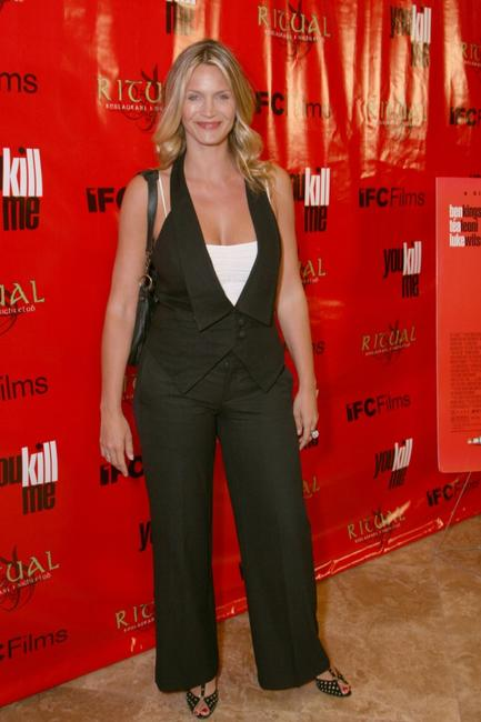 Natasha Henstridge at the IFC premiere of