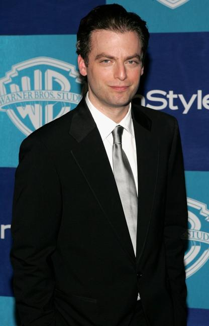 Justin Kirk at the Warner Bros./In Style Golden Globe after party.