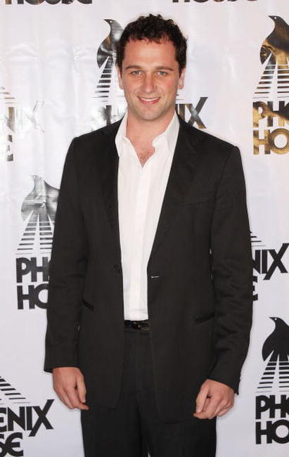 Matthew Rhys at the Fifth Annual Triumph For Teens Awards Gala.