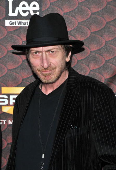 Frank Miller at the Spike TV's 2008 Scream Awards.