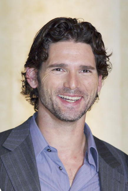 "Eric Bana at a press conference to promote the new film ""Troy"" in Tokyo, Japan."