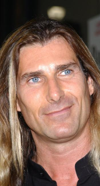 Fabio at the premiere of