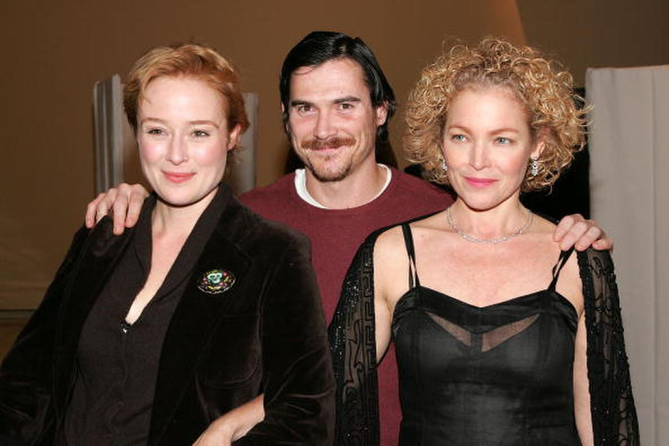 Jennifer Ehle, Billy Crudup and Amy Irving at the opening night of