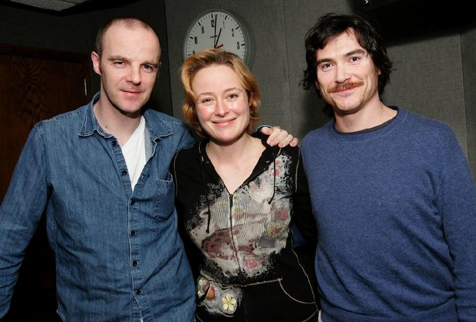 Jennifer Ehle, Brian F. O'Byrne and Billy Crudupat