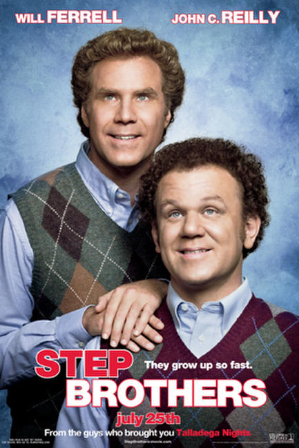 Will Ferrell and John C. Reilly in