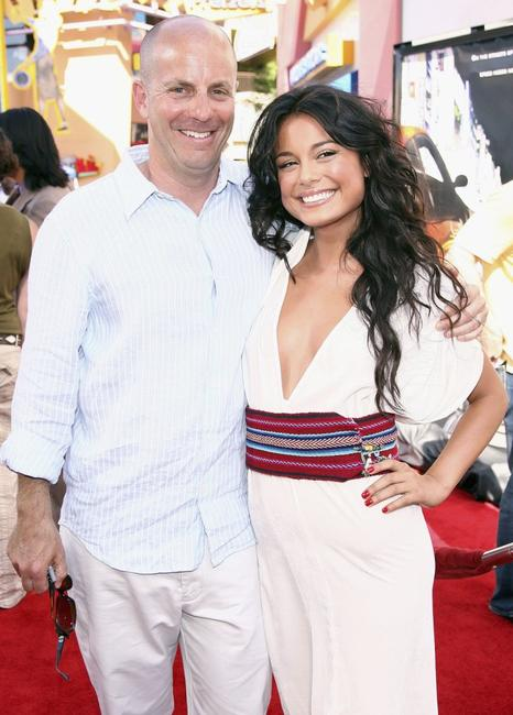 Neal H. Moritz and Nathalie Kelley at the premiere of
