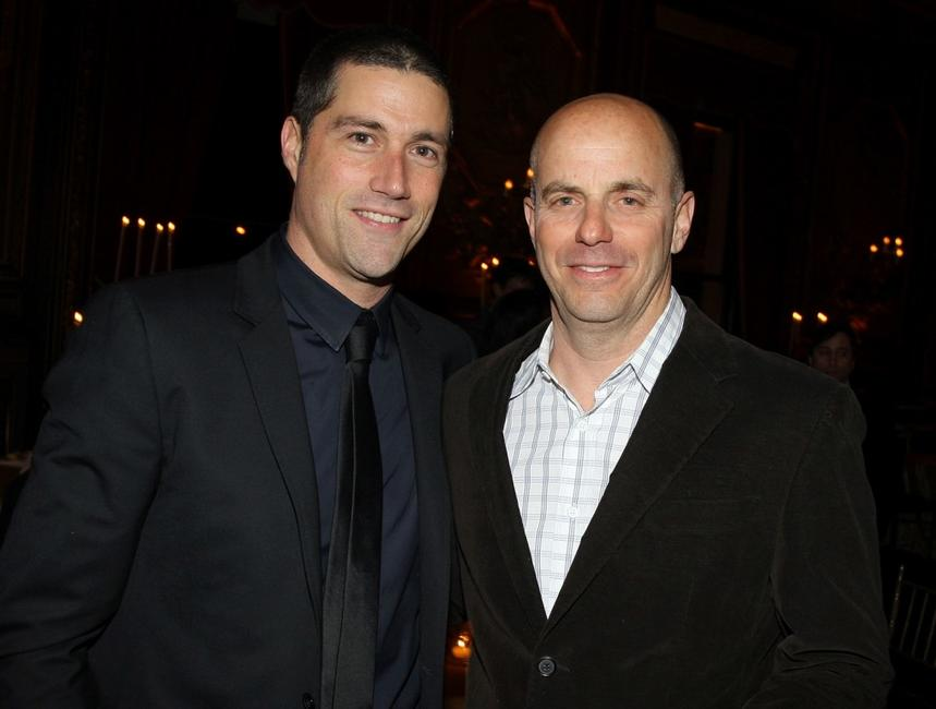 Matthew Fox and Neal H. Moritz at the after party of