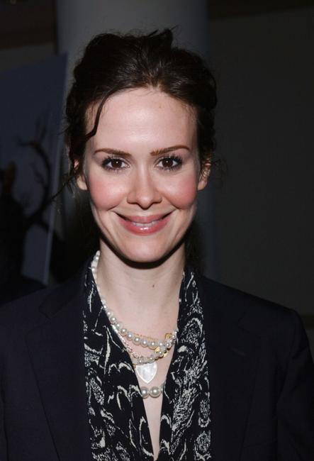 Sarah Paulson at the second season party of
