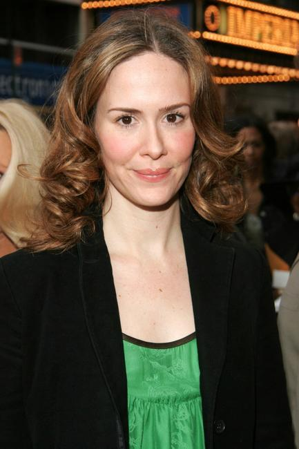 Sarah Paulson at the opening night of
