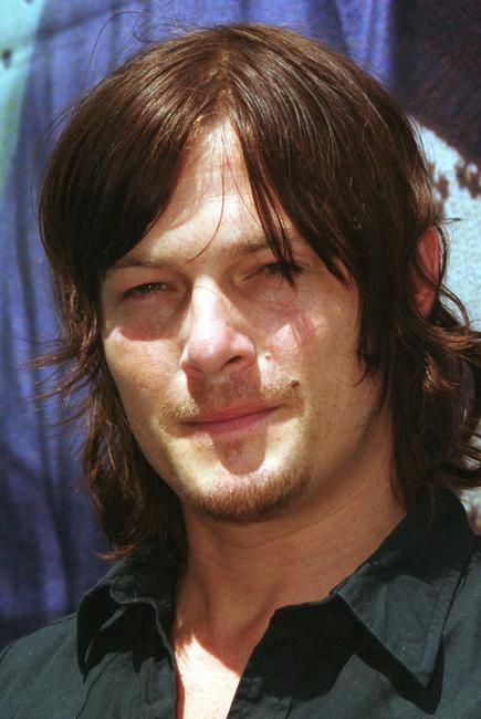 Norman Reedus at the screening of