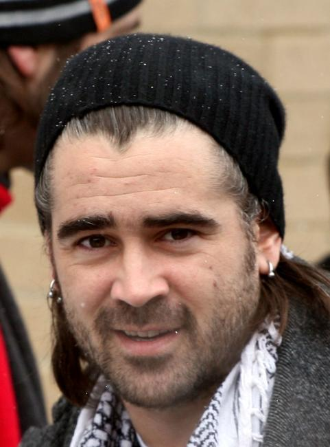 Colin Farrell at the 2008 Sundance Film Festival.