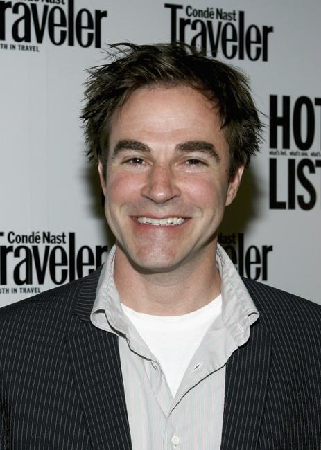 Roger Bart at the Conde Nast Traveler Hot List Party.