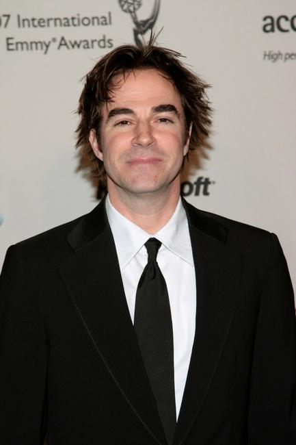 Roger Bart at the 35th International Emmy Awards Gala.