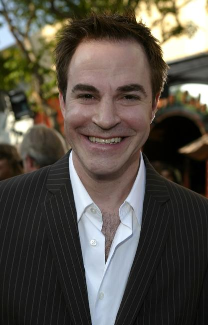 Roger Bart at the premiere of