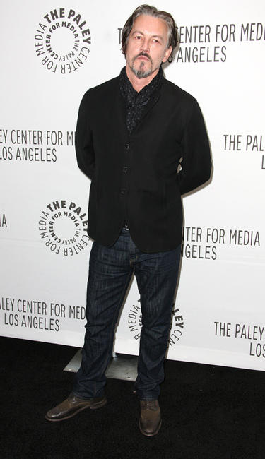 Tommy Flanagan at the Paley Center For Media's PaleyFest 2012 Honoring